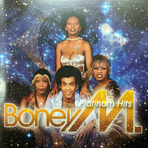 Boney M. - Platinum Hits (2013)  2CD  NEW  SPEEDYPOST