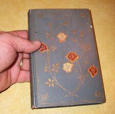 1899 WILLIAM CULLEN BRYANTs POEM BOOK PHILADELPHIA HENRY ALTEMUS POCKET ROMANTIC