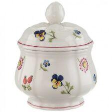 Villeroy & Boch - Zuckerdose Petite Fleur x 6 menschen - Autorisierter Händler