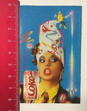 Aufkleber/Sticker: Cherry Coke Koffeinhaltig (02061666)