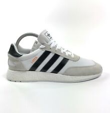 Adidas I-5923 Iniki Boost Mens White Black Low Size 10 Shoes Sneakers CQ2489
