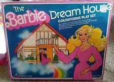 1979 Barbie Dream House Colorforms Play Set Complete EUC