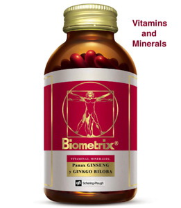 Biometrix / Multivitamins