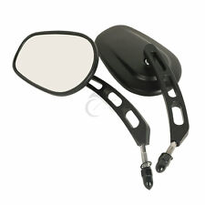 Edge Cut  Rear View Mirrors For Harley Sportster Road King FLHTC Dyna Fat boy