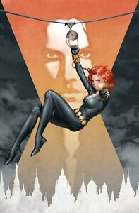 """Web of Black Widow #1 24"""" x 36"""" Poster by Jung-Geun Yoon NEW ROLLED Marvel 2019"""