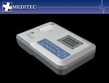 2017 Single Channel electrocardiograph,ECG EKG Machine, W/ Printer+3 Rolls Paper