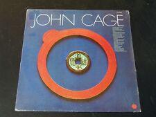 John Cage - 1978 Self-Titled Tomato  LP - SEALED!