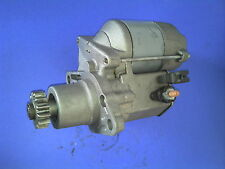 Toyota MR2  1988 to 1989 L4/1.6L DOHC Engine with SUPER-CHARGER!  Starter Motor