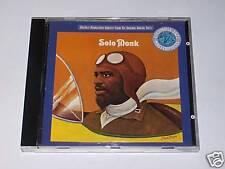 CD - THELONIOUS MONK - SOLO - Columbia 1992