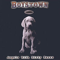 BOYSTOWN- Angels With Dirty Faces (New CD, 11 tracks, Cardboard Sleeve) *READ