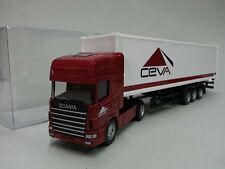 SCANIA Ditta CEVA scala 1:87 Promozionale edizione limitata (NO Oldcars)