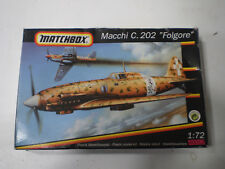 MACCHI MC-202 FOLGORE by MATCHBOX 1/72