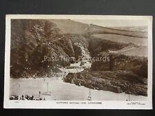 Devon ILFRACOMBE Rapparee Bathing Cove c1922 RP Postcard by Twiss Bros Ilfracomb