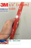 Genuine 3M VHB #5952 Double-sided Mounting Tape Adhesive Tape Automotive 3M//10FT