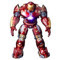 New Hulkbuster Armor Avengers Iron Man Party Metal Action Figure Ultron Hulk Toy