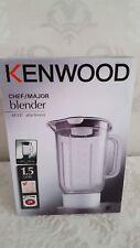 kenwood chef/major at337 blender 1.5litre