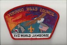 Verdugo Hills Council 1991 World Jamboree JSP