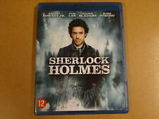 BLU-RAY / SHERLOCK HOLMES ( ROBERT DOWNEY JR., JUDE LAW, RACHEL McADAMS... )