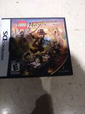 Lego Indiana Jones 2 The Adventure Continues DS Complete