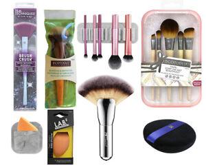 Real Techniques RT IT Cosmetics ECOTOOLS Brushes Brush Set Blender Holder NEW