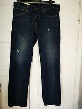 Abercrombie & Fitch para Hombre Jeans-Talla W31 L30