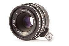 Meyer-Optik Objektiv, Domiplan  50mm F/2,8 Festbrennweite Exa Bajonett  #1802787