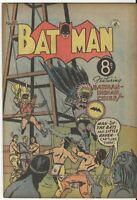Batman #55 Golden Age Comic 1954 - Australian Comic
