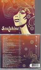 CD--VARIOUS--SOULSHINE GROOVE LOUNGE