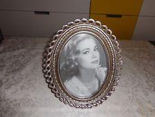 Jugendstil Bilderrahmen Antik Antikstil Silber Schwarz Fotorahmen Rahmen Vintage