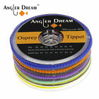 Fly Tippet Line 2 3 4 5 6X Clear Nylon Fly Fishing Line 55Yds/50m Fishing Line
