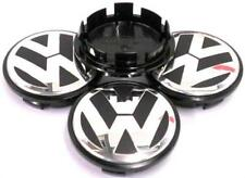 Wheel Hub Cover VW Aluminum Rim Cover 15 16 17 18 19 20 Inch New Hub Caps