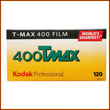 Kodak T max Tmax T-MAX 400 Rollfilm 120 5er Pack  MHD 02/2018