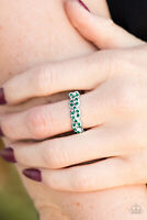 Paparazzi Jewelry Ring ~ Cold Hard Cash - Green