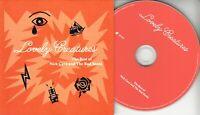 NICK CAVE & THE BAD SEEDS Lovely Creatures Sampler 2017 UK 8-trk promo CD orange