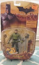 Batman Begins Ducard Green Jacket Action Figure DC Mattel 2005 NEW