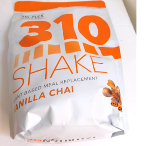 310 SHAKE PLANT BASED MEAL REPLACEMENT VANILLA CHAI
