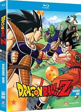 Dragon Ball Z - Season 1 (Blu-ray Disc, 2013, 4-Disc Set) NEW with Slip Cover