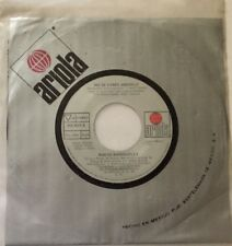 "ROCIO BANQUELLS NO SE COMO AMARLO MEXICAN 7"" SINGLE CS PROMO POP IN SPANISH"