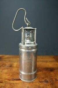 Vintage Admiralty 8115 Ships Safety Lamp Light Maritime Navy Nautical Oldhams F