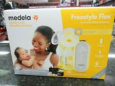 NEW!! Medela Freestyle Flex Double Electric 2-Phase Breast Pump FREE SHIPPING!!