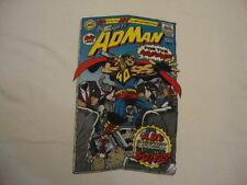 Vintage The Mighty AdMan Comic Book New York City Ad Man 1993 Rare T Shirt XL