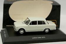 Ixo 1/43 - Lada 1200 1972 Blanche