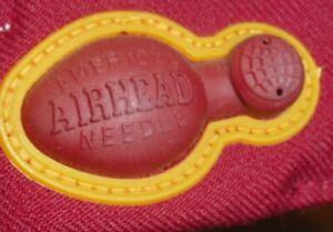 Florida State Vintage 90s Airhead Pump American Needle Fitted hat Medium Ncaa
