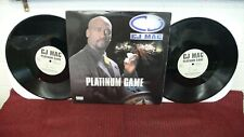 CJ MAC Platinum Game 2 LP Hoo Bangin Records Hip Hop Rap too short young tre mad