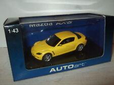 Voitures, camions et fourgons miniatures RX-8 pour Mazda 1:43