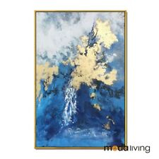 New Framed Oil Painting Hand Painted Abstract Modern Canvas