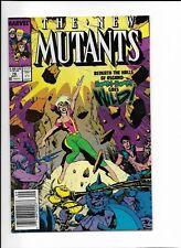 New Mutants #79,80 (1989) 1st series High Grade NM- 9.2