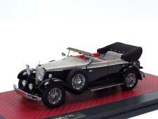 Matrix scale models 1930 mercedes-benz 770k w07 cabriolet d Erik Charell 1/43