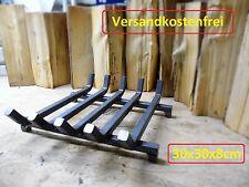 Feuerbock 30 x 30 x8cm -- Kamin Ofen Rost Gartengrill/ Kamin -Massiv und Genial-