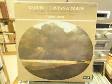 Wagner : tristan et isolde  - Georg Solti - Nilsson / Uhl - decca  7037